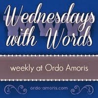 Wednesdays with Words button